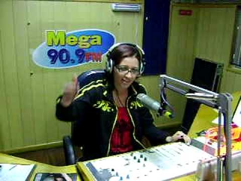Programa Dancing Days Radio Mega FM Brasília