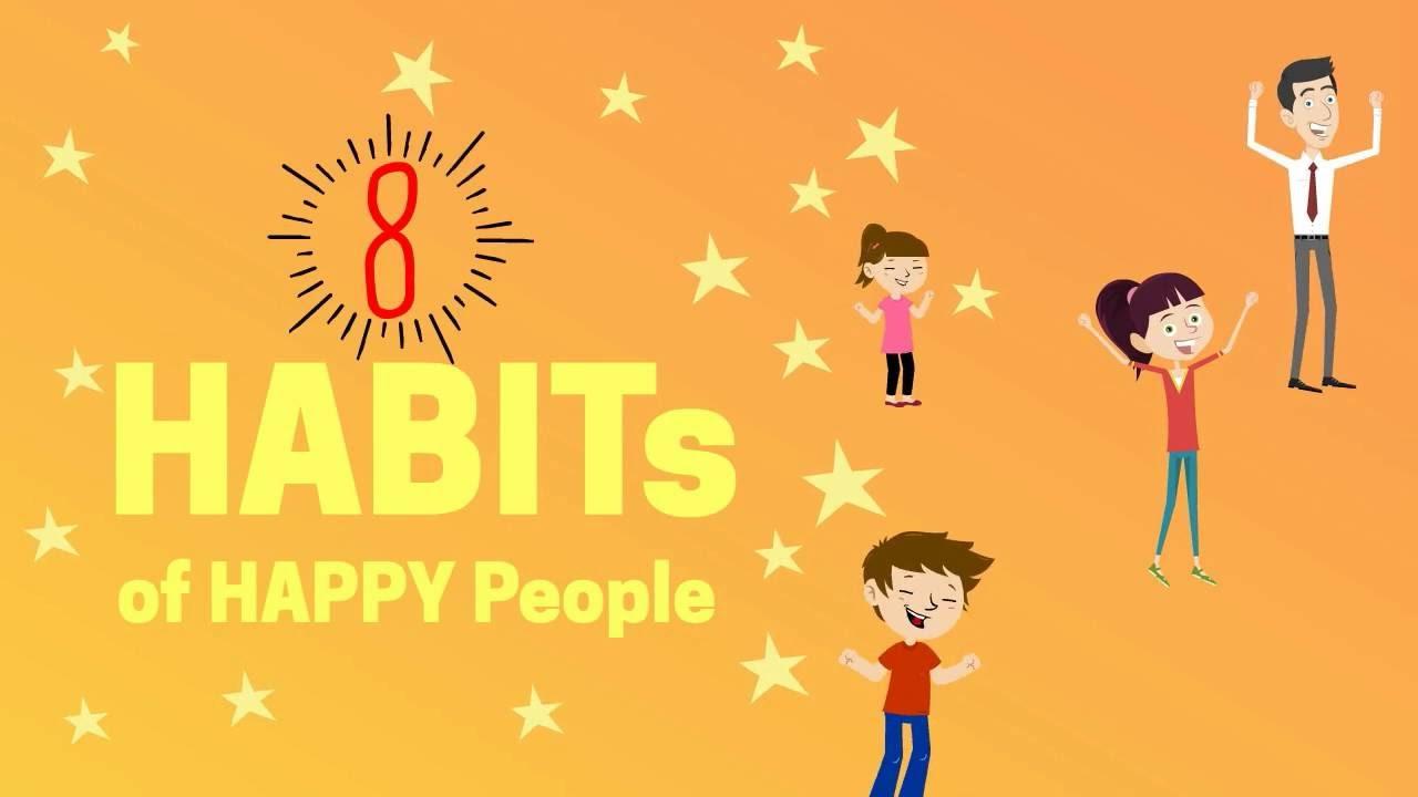 8 habits of happy people 30