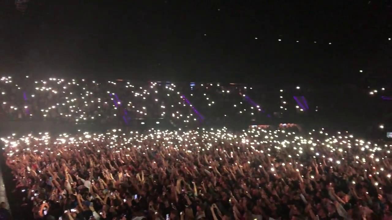 50 Cent - Many Men (Live @ Ahoy Rotterdam) (14-09-2018)
