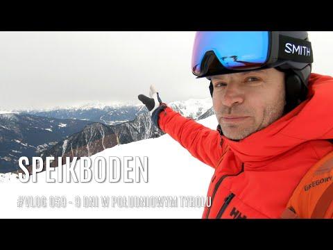 Speikboden - 9 dni w Południowym Tyrolu