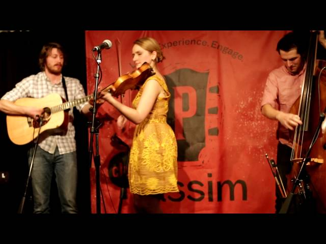 Katie McNally at Club Passim
