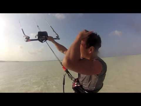 Zanzibar Jambiani - Kite Surf Trip 2013