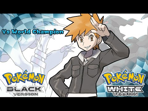 Pokemon Black/White - Battle! World Champion Final Music (HQ)