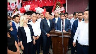 Cumhur İttifakı'nın İlk Seçim İletişim Merkezi Başkan Sözlü Tarafından Açıldı
