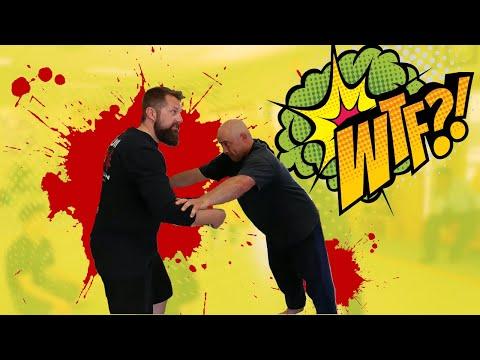 Internal Power - Demonstration At Orange County Aikido