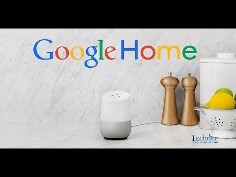 Google Home Trailer - Google's I/O 2016