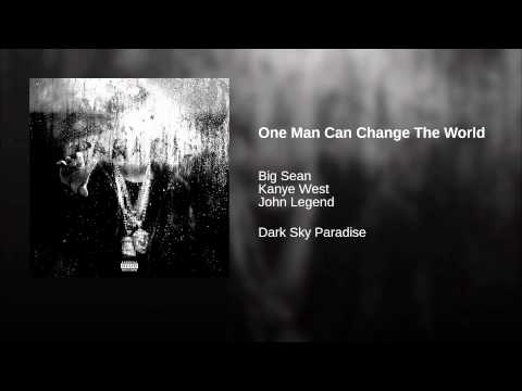 one man can change the world youtube