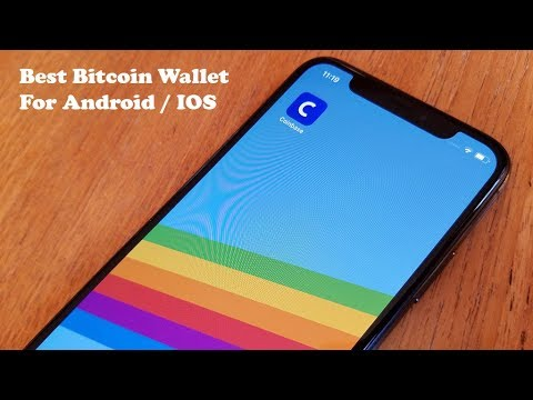 Best Bitcoin Wallet For Android / IOS 2021 - 🚀
