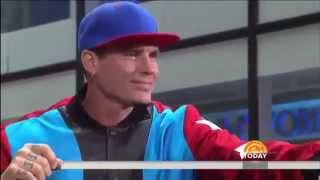 Vanilla Ice - Ice Ice Baby Today Show 2013