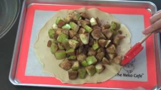 Tupperware Rustic Apple Tart