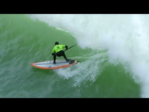 Stand-Up Paddleboarding - The Ultimate Waterman - Day 3