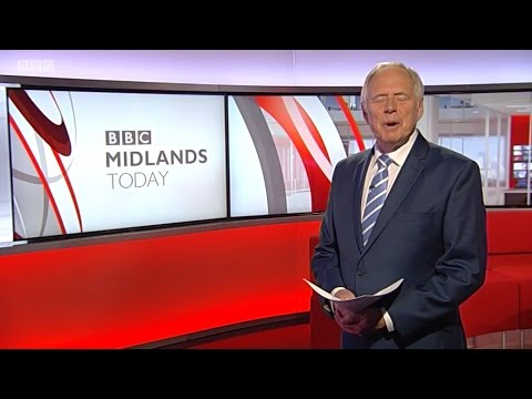 BBC Midlands Today: 2nd May 2017 (New Set)