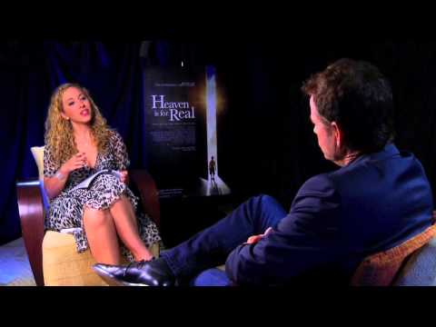 Heaven is For Real interview with Greg Kinnear