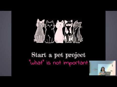 Miriam Tocino - How I Taught Myself to Code
