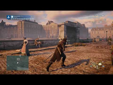 Assassin's Creed: Unity Cockades: Palais de justice - Ille de la cite