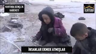Suriye/halep savaşın çocukları