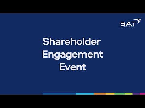 Shareholder Engagement Event