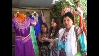 comment coudre robe kabyle