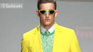 Salvatore Ferragamo Men SpringSummer 2013 FULL SHOW  Milan Mens Fashion Week  FashionTV FMEN