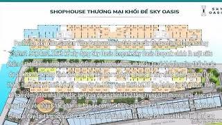 Dự án chung cư Sky Oasis Ecopark Tiến độ, giá bán 2020