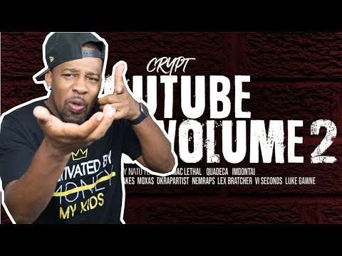 [ REACTION ] Crypt - YouTube Cypher Vol. 2 ft Mac Lethal, Quadeca, ImDontai, & more ‼