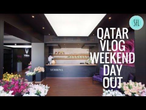 QATAR VLOG VISIT TO VERBENA-FLOWERS,CHOCOLATES & EVENTS SHOP Simple Frugal Life