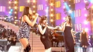 Tina Arena,  Anggun & Ginie Line -  Hot Stuff (Live)