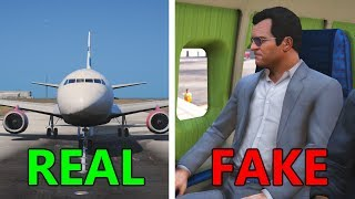 RockstarGames DOESN'T want you to see this video! #3 (Real Vs Fake)