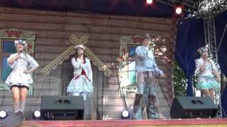Балаган Лимитед - Welcome to Russia(X Всероссийский фестиваль самодеятельных исполнителей народной песни