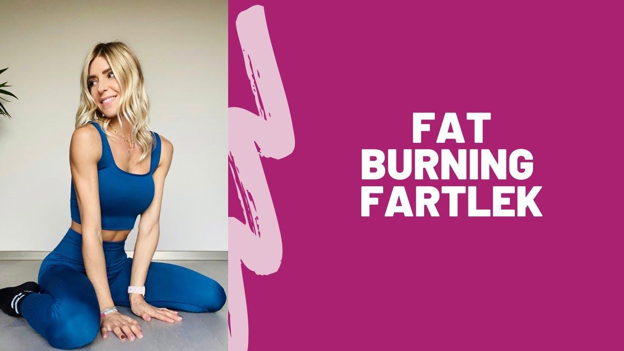 fartlek fat burn)