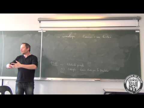 introduction à la relativité générale, cours #1