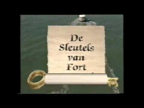 De sleutels van Fort Boyard Intro