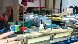 Wwi Fighter Plane Whirligig Build