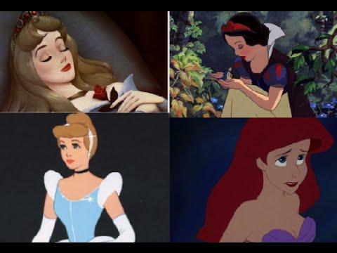 Top 10 Fairy Tale Dark Origins of ALL TIME!--Ariel Elsa Cinderella Disney