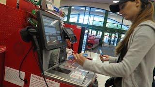 Mommy hat nen Job bei Target(Spass)
