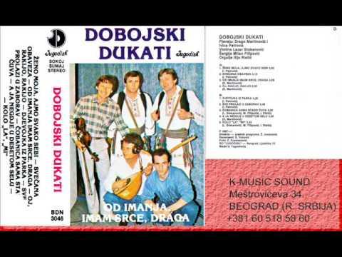 Dobojski Dukati - Oj rakijo rakijo - (Audio 1987)