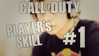 PLAYER'S SKILL #1