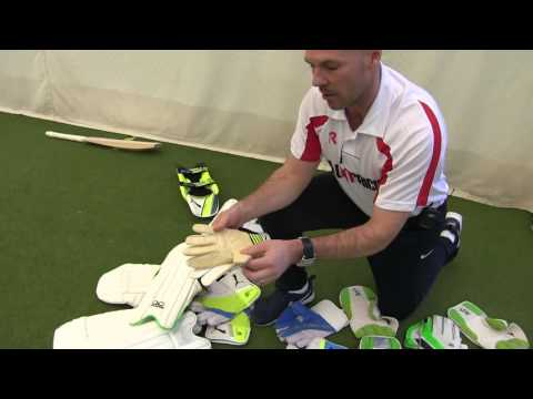 Wicketkeeping Product Advice With Paul Nixon