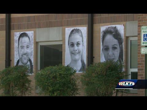 Oldham County High School art receives international attention