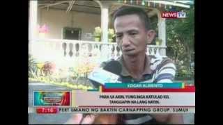 BP: Lalaki sa Candon City, Ilocos Sur, namumuhay nang normal kahit wala ang 2 kamay at paa