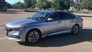 2019 Honda Accord Hybrid: 10K miles update