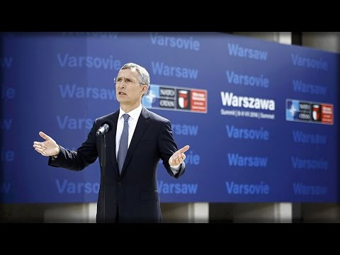 YEAH RIGHT!!! NATO SECRETARY GENERAL STOLTENBERG SAYS ALLIANCE SEEKS NO RUSSIAN CONFRONTATION