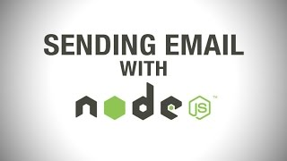 How to send server email with Node.js - sendgrid, mandrill, mailgun, etc.