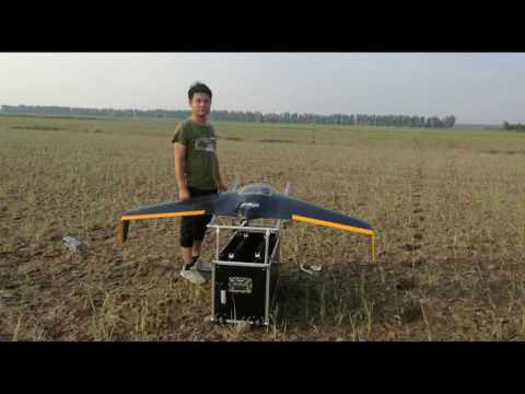 Professional UAV for mapping and survey