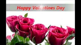 HAPPY VALENTINE'S DAY SONGS Video Greeting Card ECARD SEND to your ? and relatives!