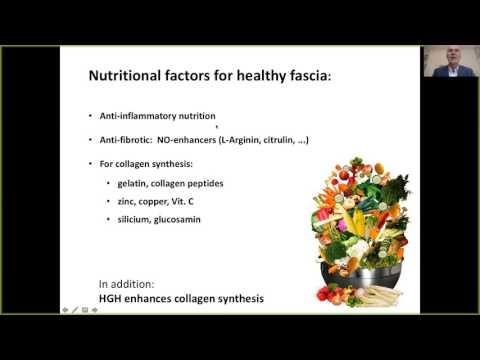 Dr. Robert Schleip Interview Part 6 - Einfluss von Psyche und Ernährung auf Faszien