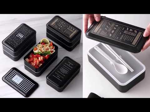 7 Контейнер для еды с Алиэкспресс AliExpress Food Containers Товары для кухни Коробки для хранения