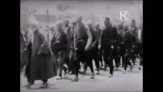 Sultan Mehmed Reşad'ın Manastır ziyareti, Makedonya, 1911