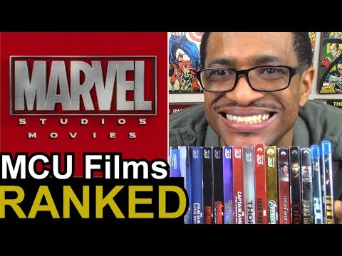 All 17 Marvel Cinematic Universe Movies Ranked From Worst to First - Marvel Studios - MCU - Marvel