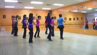 Feel Lucky Tonight - Line Dance (Dance & Teach in English & 中文)